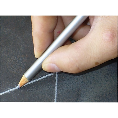 Nissen® Silver Welder's Pencil, 12/Pack