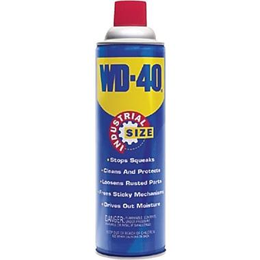 WD-40® 131 deg F Flash Point Liquid Open Stock Lubricant, 3 oz Aerosol Can