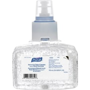 Purell® LTX Advanced Instant Hand Sanitizer Refill, Fragrance Free, 700 ml, 3/Pk
