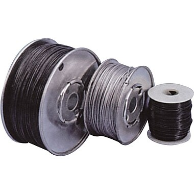 IDEAL® REEL Black Annealed Mechanic Wire, 16 Gauge, 5 lbs./Spool