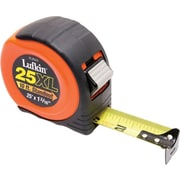 Lufkin® A5 Yellow Clad Power Return Series 800 Measuring Tape, 25 ft (L) x 1 3/16 in (W) Blade