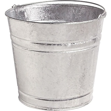 Plews 75-825 Galvanized Water Pail, 12 qt.