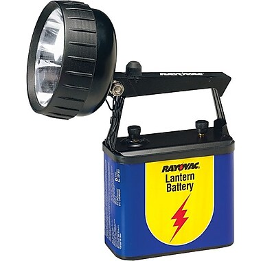 Industrial™ 6V 918 General Purpose Steel Lantern, Krypton
