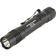 ProTac® 2 AA Alkaline Black Anodized Aluminum Professional Tactical Light, C4 LED