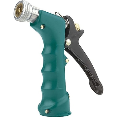 Gilmour® Die-Cast Zinc Nozzle With Threaded Front, Insulated Pistol Grip