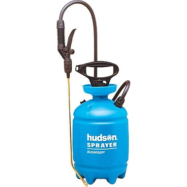 H. D. Hudson® Bugwiser® 50 psi Transparent Blue Polyethylene Sprayer, 3 gal