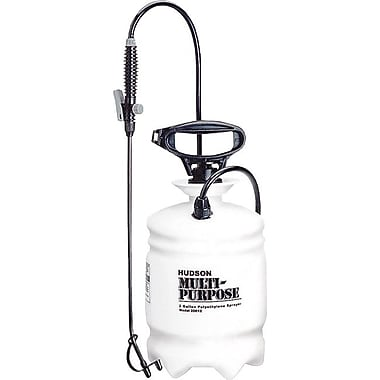H. D. Hudson® Multi-Purpose™ 50 psi Translucent White Polyethylene Pressurized Tank Sprayer, 2 gal