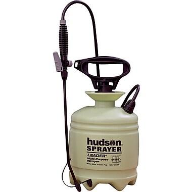H. D. Hudson® Leader® Translucent Tan Polyethylene Sprayer, 2 gal