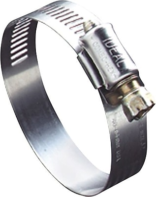 Combo-Hex® 201/301 Stainless Steel 54 Worm Gear Drive Hose Clamp, 11/16 - 1 1/2 in Capacity