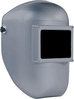 Fibre-Metal® Tigerhood® Classic Thermoplastic Welding Helmet, 4 1/2 in (W) x 5 1/4 in (L) Window, #10 Lens, Black