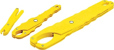 Ideal® Industries Yellow Glass Filled Polypropylene Medium Fuse Puller, 7 1/2 in (L)