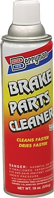 Berryman® Non Flammable Brake Cleaner, 19 oz.