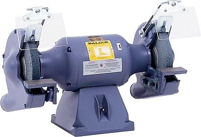 Baldor® Cast Iron Industrial Grinder, 3/4 hp, 3600 rpm, 8 in (Dia) Wheel