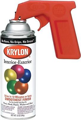 Snap & Spray™ Adapter Snaps Onto Any Spray Can