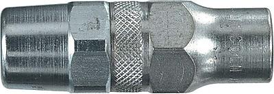 Lincoln® Heavy Duty Grease Coupler, 11/16 in Hex, 1/8 in MNPT