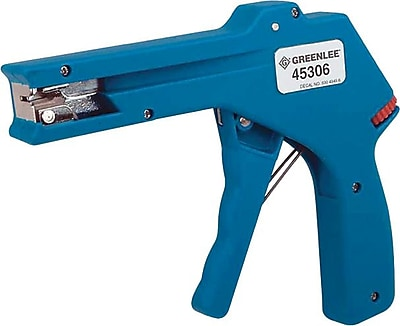 Kwik Cycle™ Molded Nylon Standard Cable Tie Gun, 5/64 - 3/16 in (W) Band
