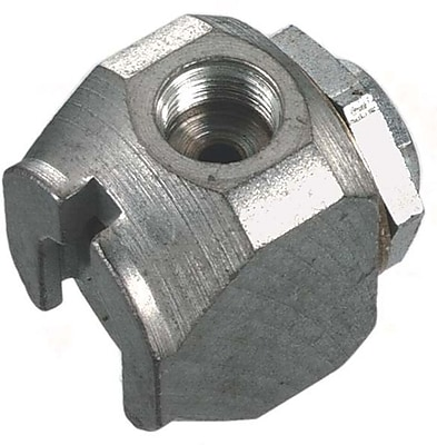 Lincoln® Button Head Grease Coupler, 1/8 in MNPT