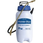 Chapin™ Adjustable Cone Nozzle Polyethylene Pressurized Tank Premier Sprayer, 3 gal