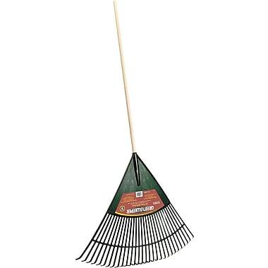 True Temper® Greensweeper® Lawn Leaf Rake, 30 in (W) x 1 1/2 in (H) Blade, 70 1/2 in (L)