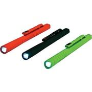 Worksafe™ 3 AAAA Black Nylon Pen Light, LED
