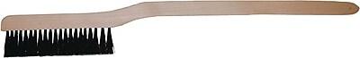 Magnolia Brush Black Flagged-Tip Polystyrene Bristle Flagged Radiator Brush, 2 in Trim