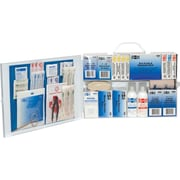 Pac-Kit 6135 2-Shelf, Industrial First Aid Station