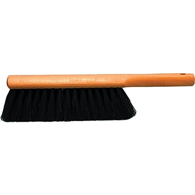 Magnolia Clear Lacquered Hardwood Handle Black Tampico Bristle Counter Brush