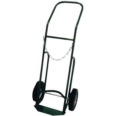 Saf-T-Cart™ Series 750 Cylinder Cart, 9 1/2 in Capacity, 49 in (H) x 19 in (W)