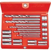 Ridgid® Alloy Steel Screw Extractor Set, 20 pcs