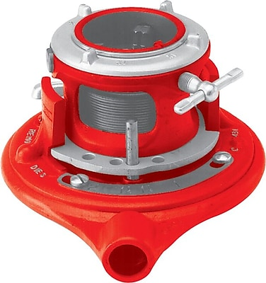 Ridgid® 65R-C Manual Receding Threader, 1-2 in NPT