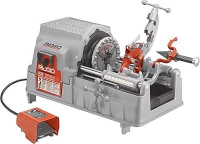 Ridgid® 535 Power Threading Machine, 115 V At 50/60 Hz, 1/2 hp, 1/8-2 NPT
