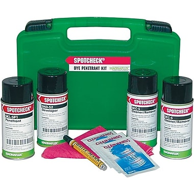 Spotcheck® Liquid Penetrant Inspection Kit, (1) Can of SKD-S2 developer