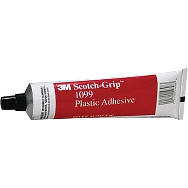 3M Nitrile High Performance Plastic Adhesive 5 oz.