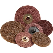 Scotch-Brite™ Roloc™ Maroon AO Surface Conditioning Abrasive Disc, 2 in (Dia), Medium, 25000 rpm