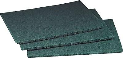 Scotch-Brite Green No.96 General Purpose Scouring Pad, 9 in (L), 6 in (W), 20/Box