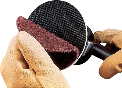 Scotch-Brite™ Brown AO Surface Conditioning Abrasive Disc, 7 in (Dia), Coarse, 6000 rpm