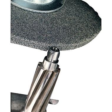 Scotch-Brite™ Gray Silicon Carbide EXL Unitized Deburring Wheel, 1/2 in (W), 6 in (Dia)