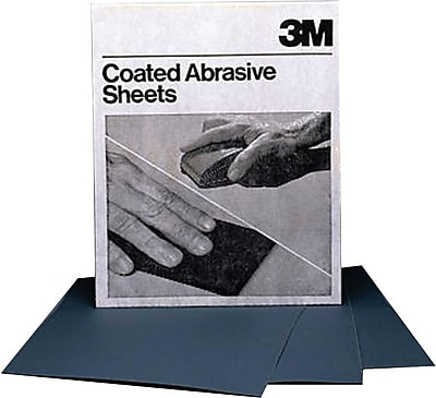 Coated Sheet Abrasives