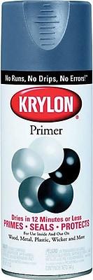 Krylon® 16 Oz. Aerosol Can Spray Primer, Alkyd, Ruddy Brown