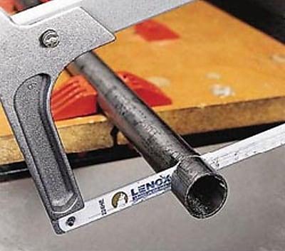 Lenox® Bi-Metal Tuff Tooth Hack Saw Blade, 24 TPI, 12 in (L) x 1/2 in (W) x 0.023 in (T)