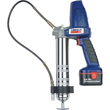 PowerLuber® 2 Speed Heavy Duty Cordless Grease Gun, 7500 psi, 2 Battery, 14.4 V