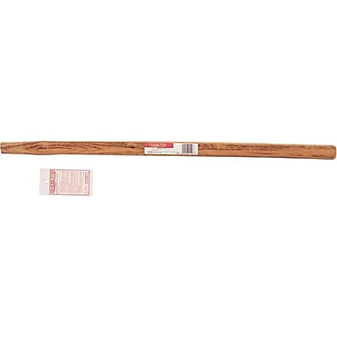 Jackson® Hickory Hammer Handle, 30 in (L), For Use With 6 - 8 lb Sledge Hammer Heads