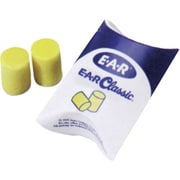 E-A-R® Classic® Yellow Foam Uncorded Earplug, 29 dB, 1,000 Pairs/Box