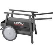 Ridgid® Universal Wheel And Cabinet Stand, Consist Of 92617 And 56872, For Power Threading Machine