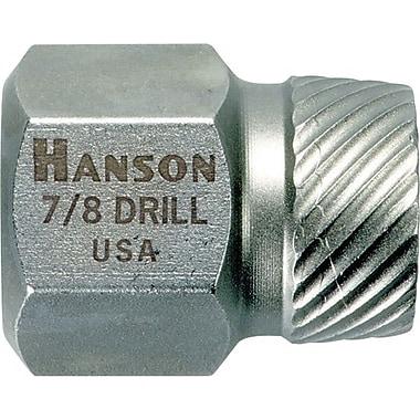 HANSON® 522 Multi Spline Screw Extractor, 1/4 in Screw