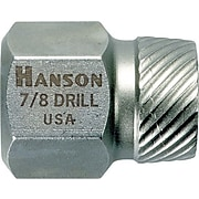 Irwin® Hanson® Multi-Spline Screw Extractors, Hex Type, 5/32""