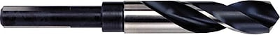 HANSON® Reduced Shank HSS 911/901 Silver and Deming Drill Bit, 3 in Flute, 17/32 in