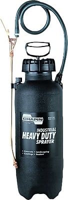 Chapin™ Fan Spray Nozzle Polyethylene Heavy Duty Sprayer, 3 gal