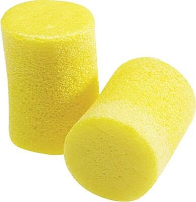 E-A-R® Classic® Value Pak™ Yellow Foam Uncorded Dispenser, 29 dB, 200 Pairs/Box