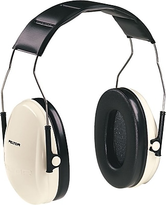 Peltor® Optime 95 Over The Head Earmuff, Beige, 20 dB